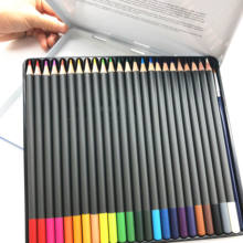 School woods prismacolor premier, colored pencils Water color set/
