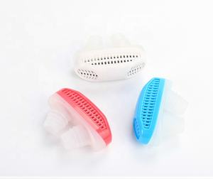 New Silicone Anti-snoring Stopper Anti Snoring and Sleep Device Sleep Aid Device