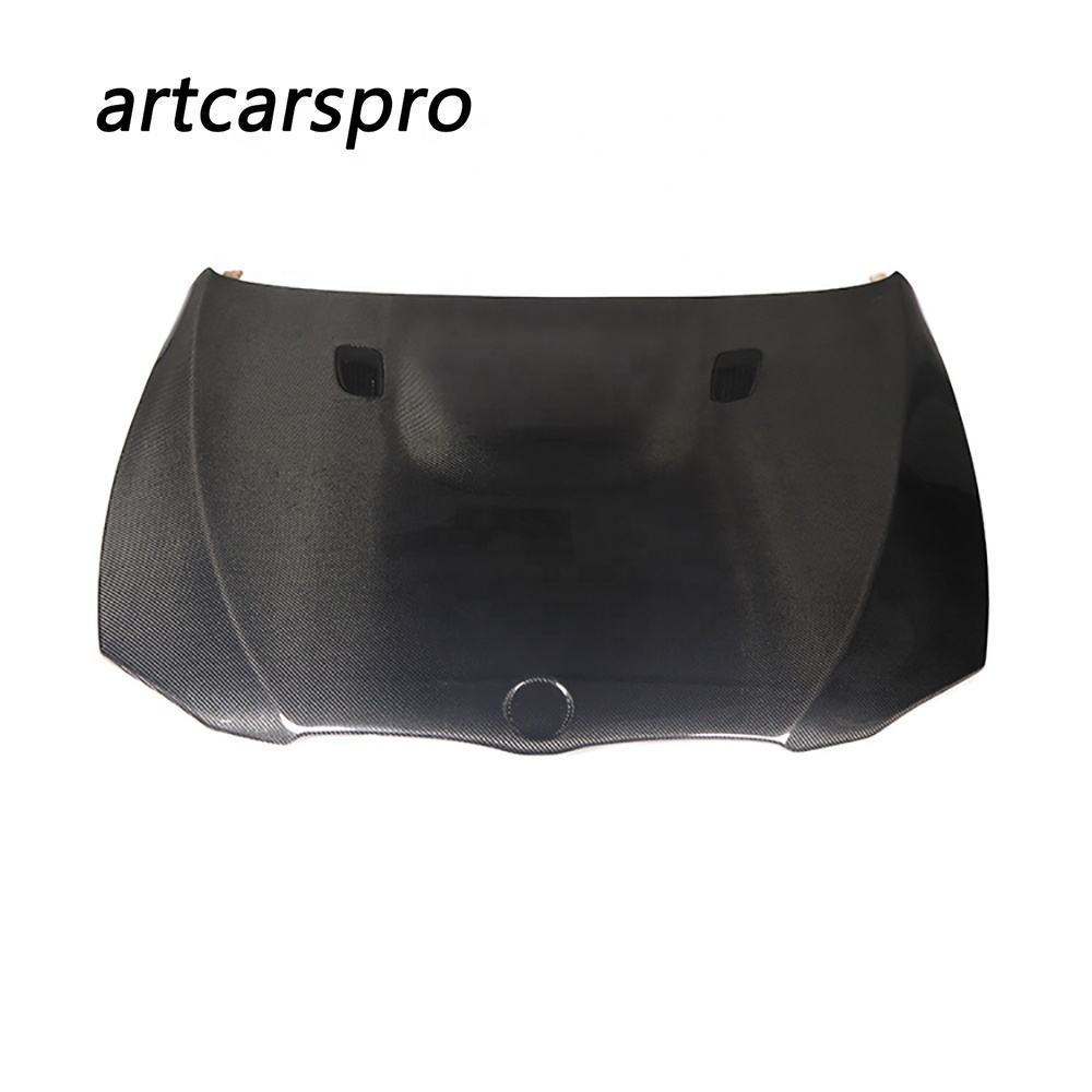 For BMW E92 M3 Hood in Carbon Fiber 05 - 12 M SPORT