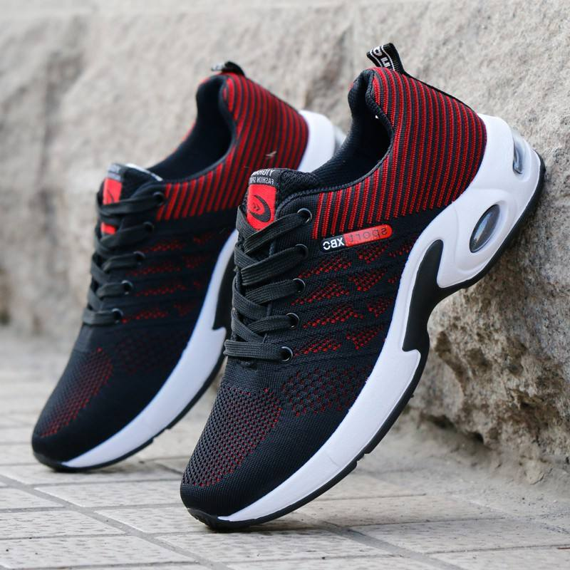 Tenis Masculino Hot Brand Sneakers Men Tennis Shoes Male Stability Lace-up Athletic Trainers running Outdoor Gym Sport Shoes