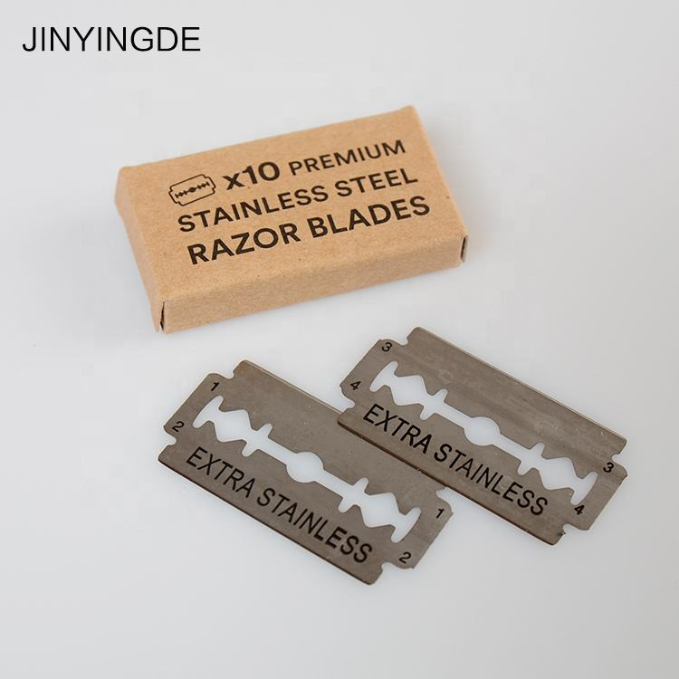 Private Label Stainless Steel Shaving Razor Blades