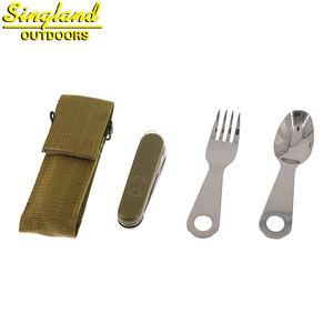 12 piezas Juego de cubiertos de pl/ástico reutilizables picnic viajes de ni/ños naranja cuchara de tenedor para acampada