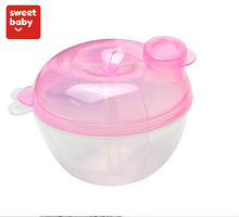 Kids Cute Milk Powder Bottle Manufacturer Portable Baby Formula Milk Powder Baby Formula Dispenser