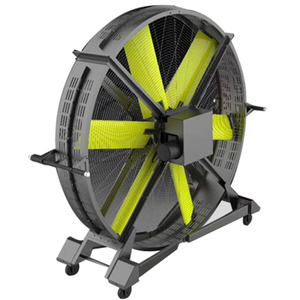 Dhz New Design Power Saving Summer Popular Cheap Fan For Gym Fitness Center