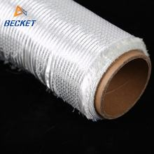 High intensity boat building thermally conductive silicone fiberglass quadraxial fabric