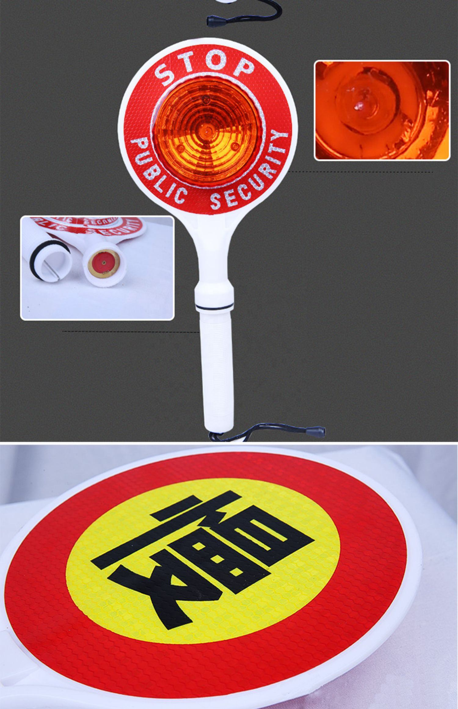 Top Quality Portable Permit Car Parking Signs