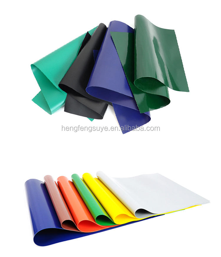 waterproof and uv resistant pvc coated fabric pvc coated tarpaulin