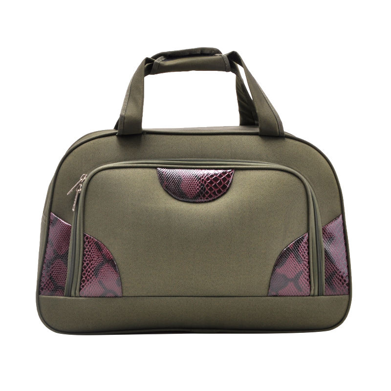 customized OEM wholesale PU traveling bags fashion popular valise for men and women