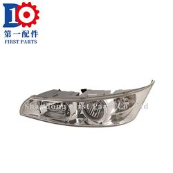 Original OEM Yutong Bus and Coach Spare Parts Headlight Hot Sell Head Lamp and Whole Bus spares Part 3714-00179