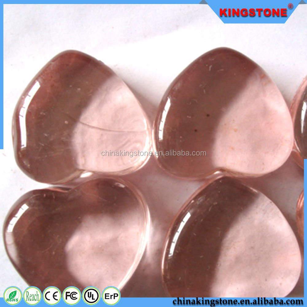 Increíble calidad de cristal al por mayor de piedra de Piedra de <span class=keywords><strong>Arena</strong></span> grava