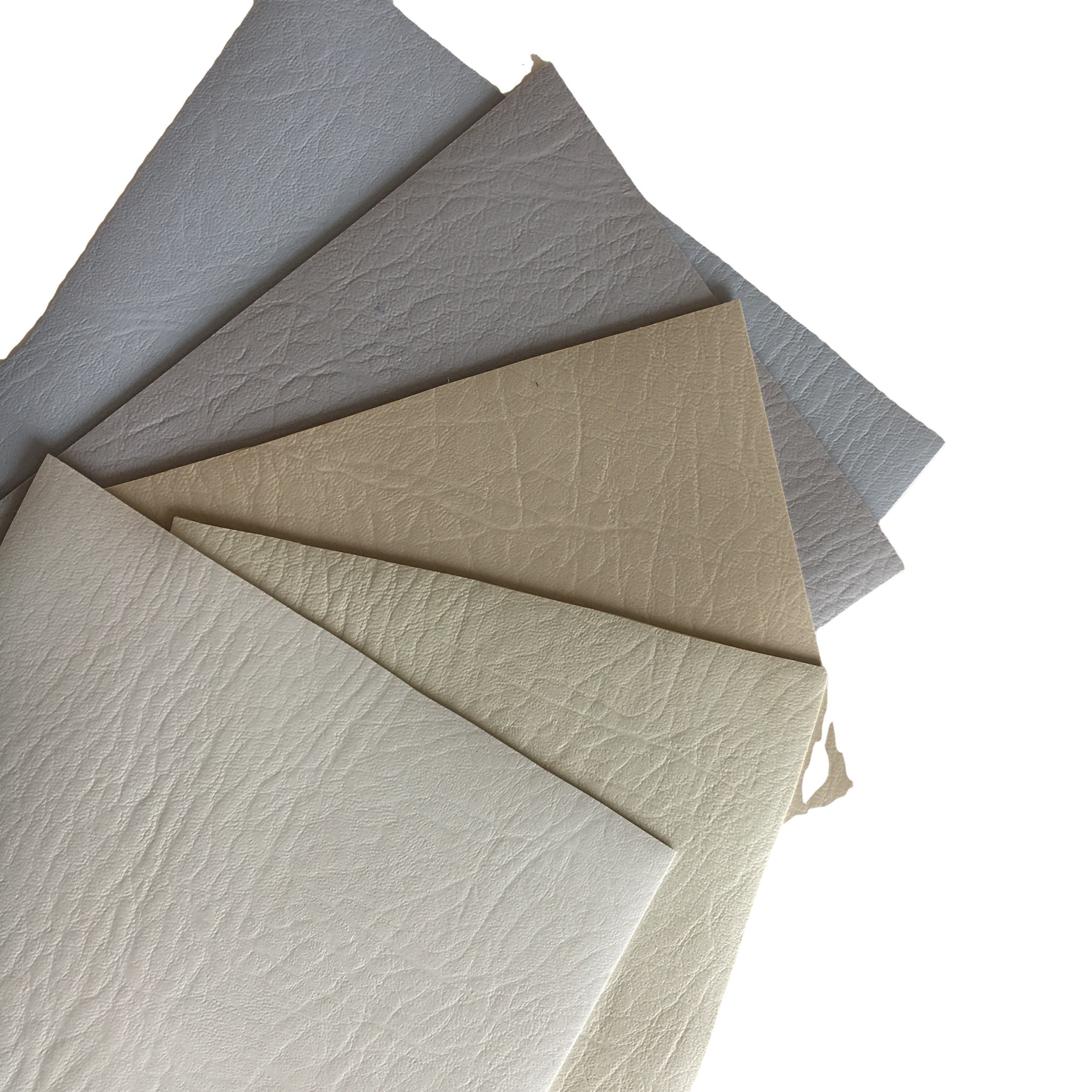 Good Selling Plastic Synthetic Printed PVC Leather For Sale