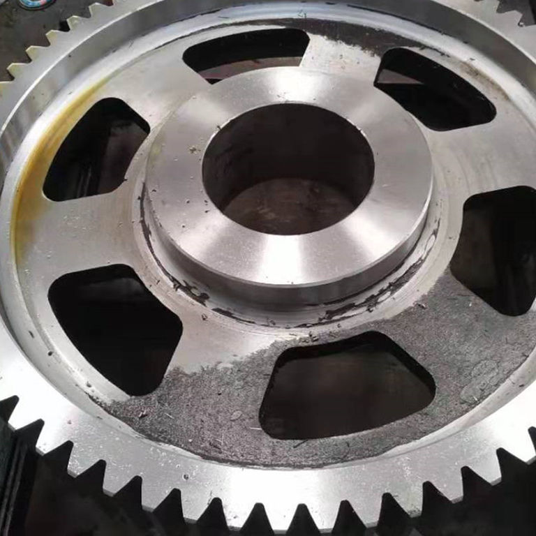 Per Le Attrezzature Industriali Forgiatura 20CRMNTIH3 Spur Gear