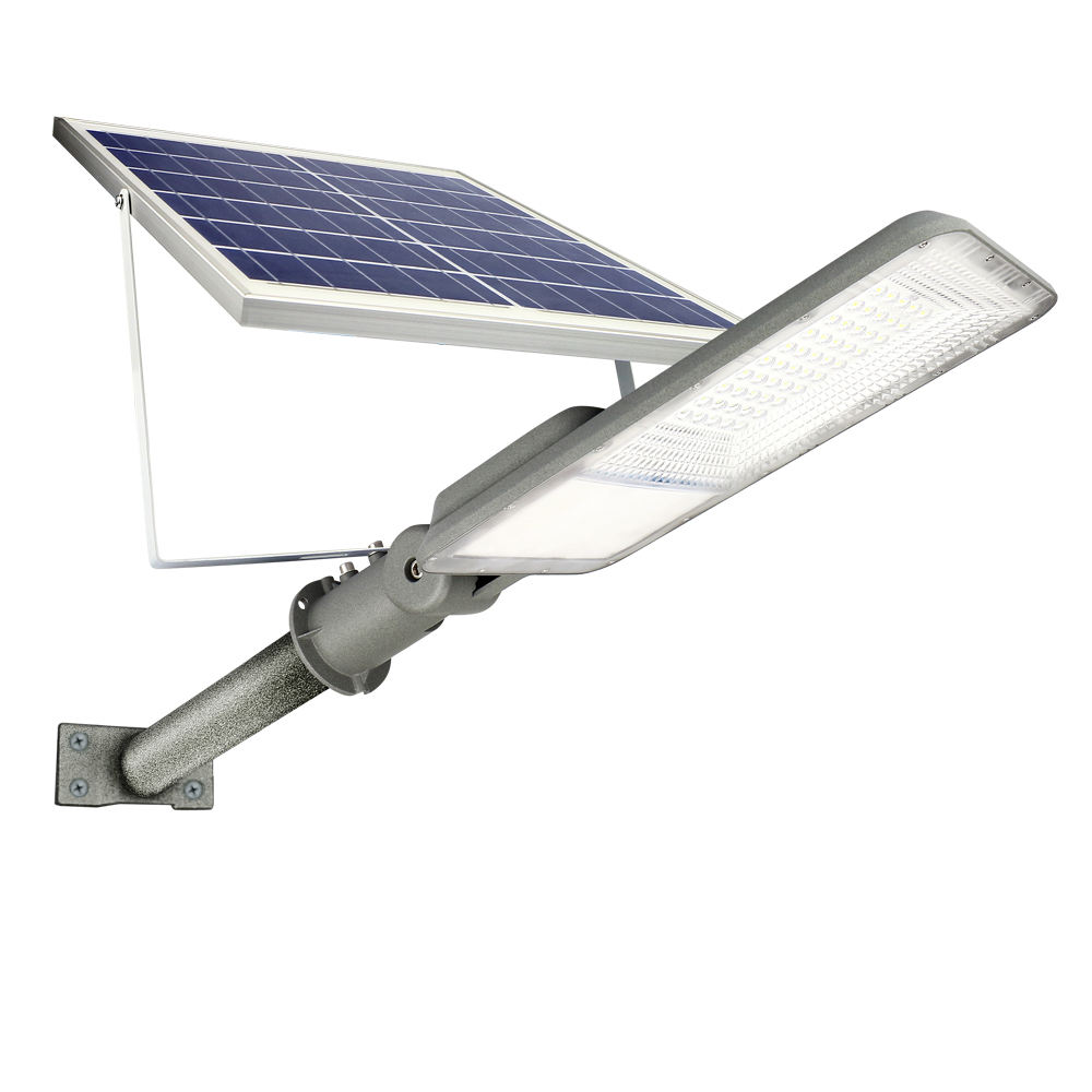 KCD factory supplied Road Lamp 60W Outdoor Soler Solar Street Light with battery