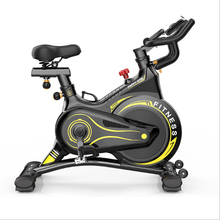 2020 Vivanstar ST6502 Factory Direct Body Building Indoor Cycle Exercise Spinning Bike for Gym