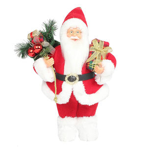 Gift Doll Toy Table Decor Festival Present Christmas santa claus decoration mini santa claus