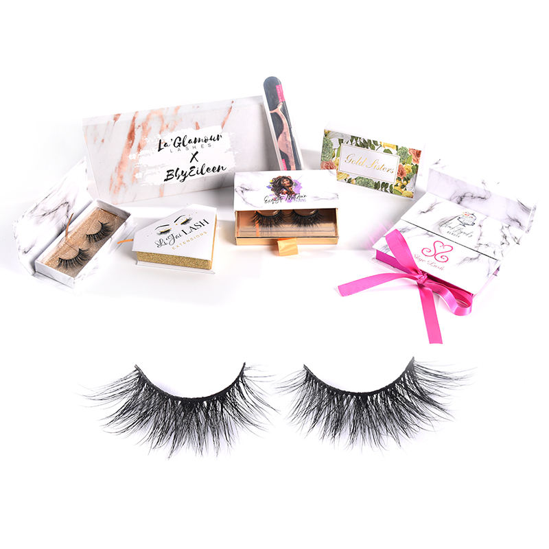 mink eyelash 5d luxury siberian mink eyelash diamond eyelashes