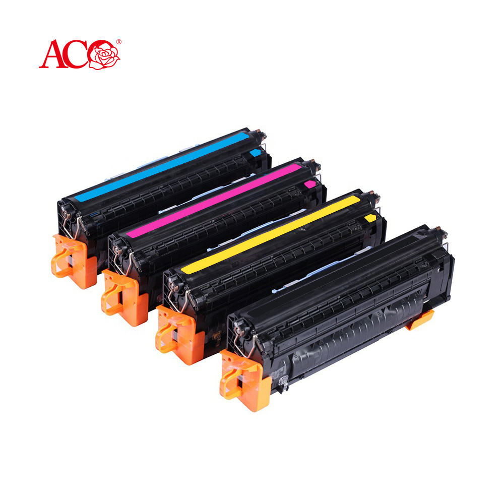 ACO Brand Supplier Wholesale Color Q2670A Q2671A Q2672A Q2673A 308A 309A Toner Cartridge Compatible For HP