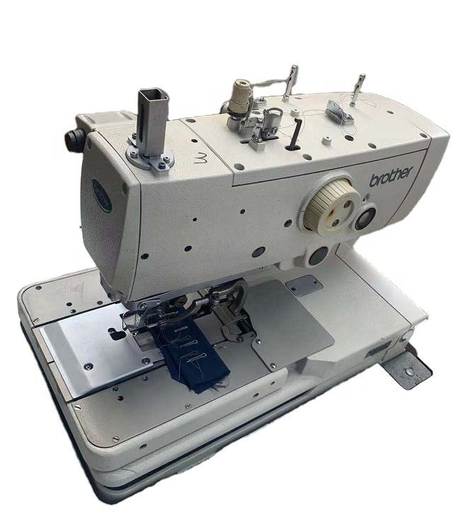 Brother industrial computer round head sewing machine rh-9820-01