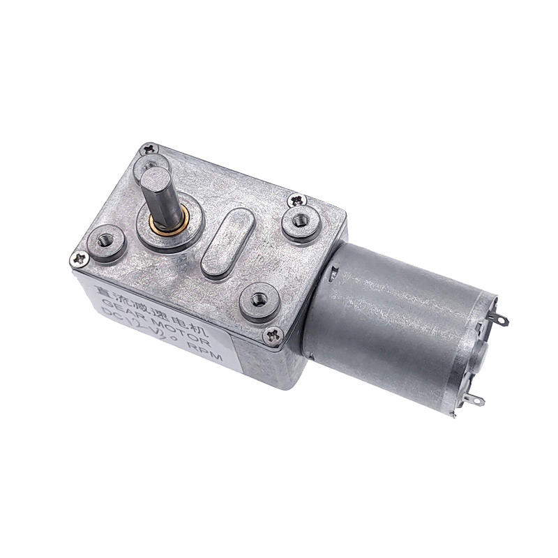 ZGY370 reduction worm electric dc motor gearbox reducer 12v dc gear motor JGY370 12v dc motor