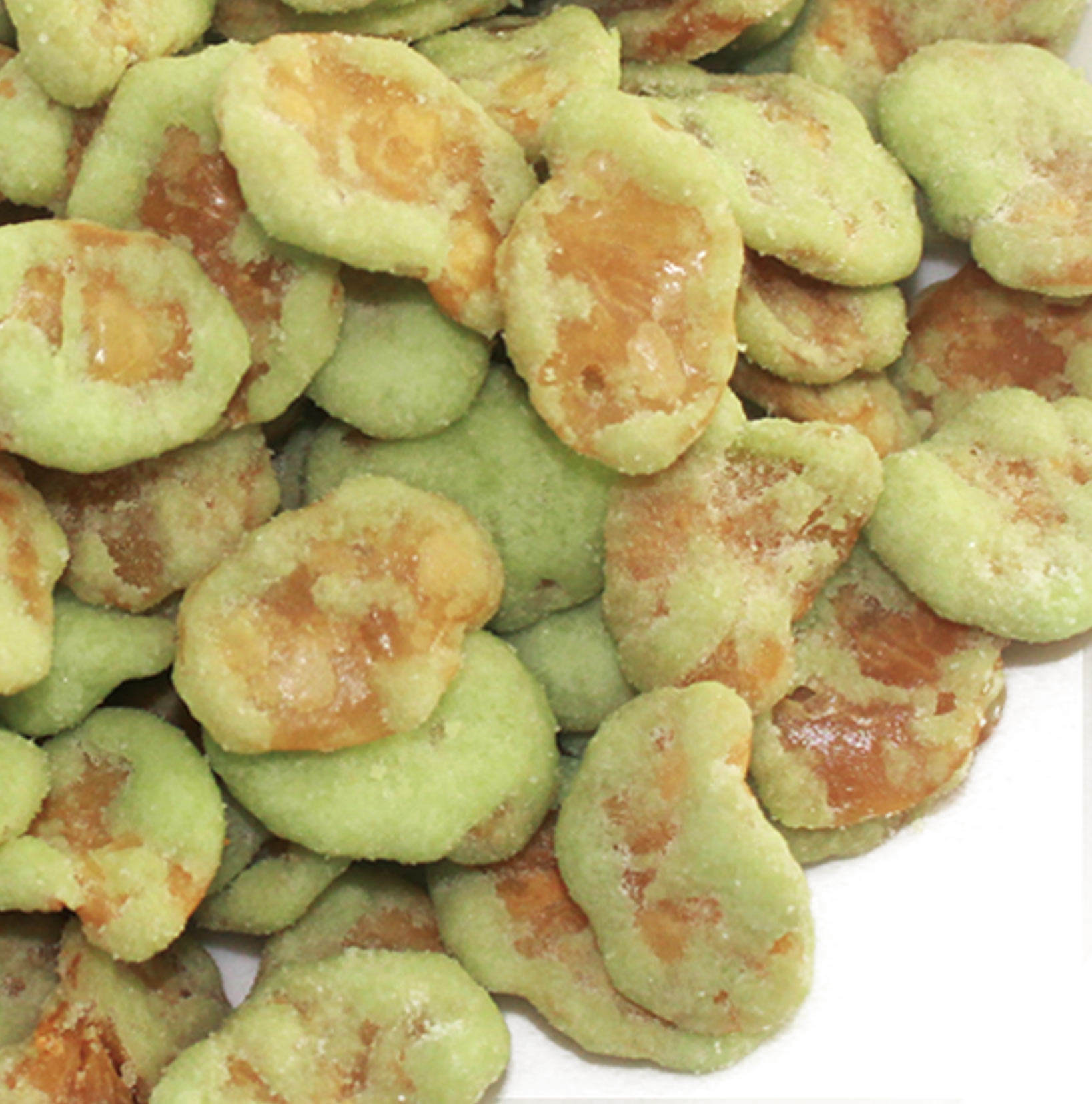 Leisure chips crunchy baking broad beans with seaweed snack for party