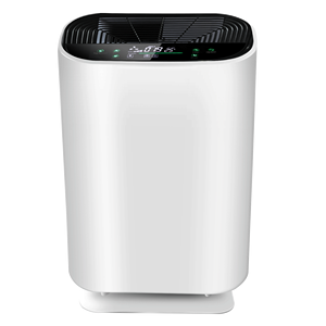 Manufacturing EIREE low noise uvc air cleaner negative ion air purifier for sale