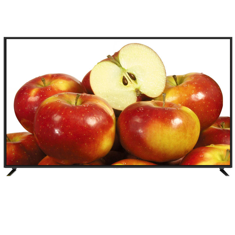 Factory price large size led smart skd/ckd tv 85 86 98 inch hd lcd tv
