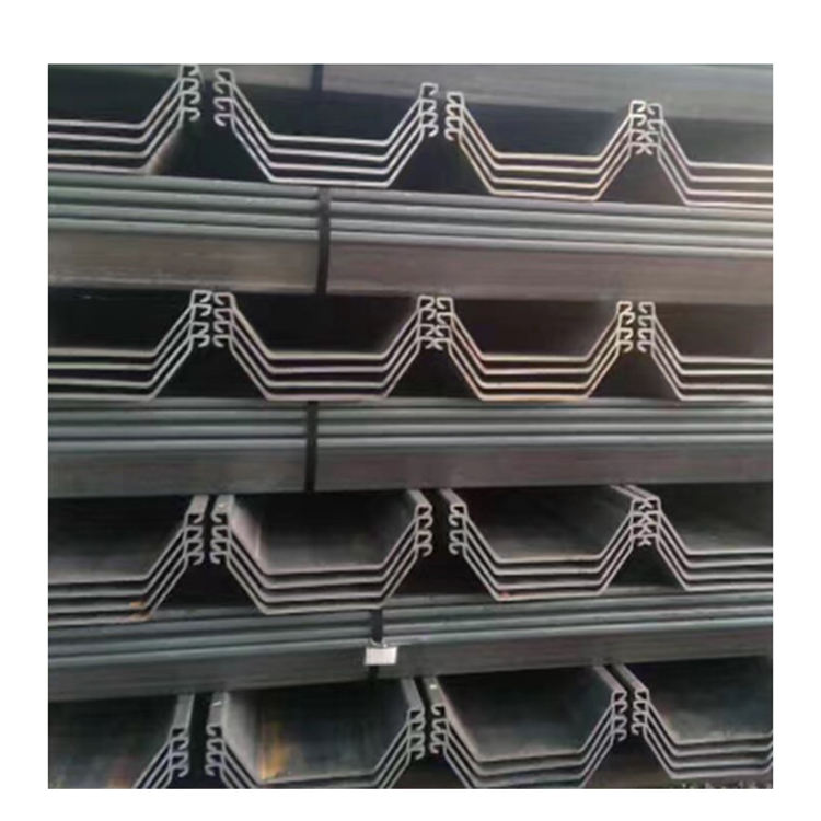 Hot Rolled Steel Sheet Pile 12 Meter R