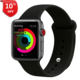 Colorful Sport Soft Silicone Replacement Strap For Apple Watch Band 38MM Silicone,Men Womens Watch Band 42MM
