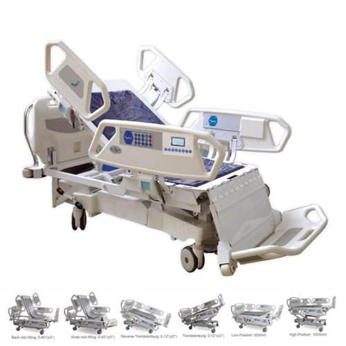 <span class=keywords><strong>Muebles</strong></span> médicos UCI cinco función ajustable casa Cama para ancianos