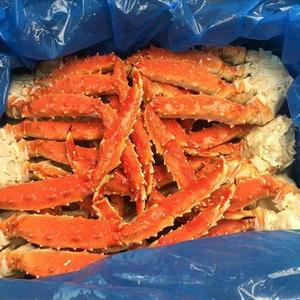 Fresh/Frozen/Live Red King Crabs, Soft Shell Crabs