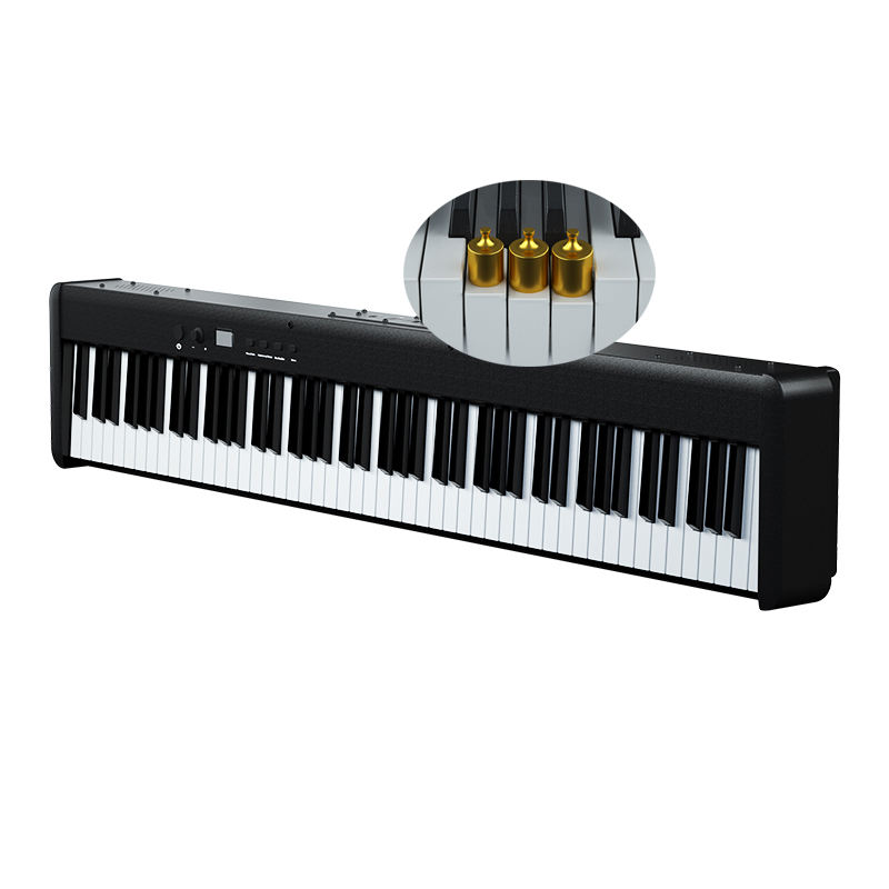 Electronic Organ keyboard 88 keys music instrument for kids practicing piano