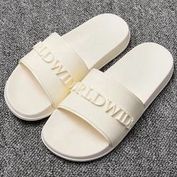 High Quality Flat Slides Footwear for Men Casual Designer Women Slides Custom Slippers with Logo