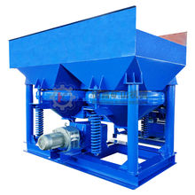 Heavy Mineral Concentration Machine Jig Concentrate Jigging Separator for Sale