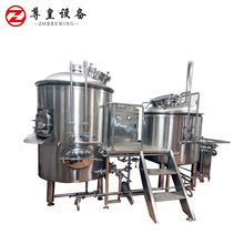 3BBL 5BBL 7BBL Small Micro beer brewing equipment turnkey project of brewery beer brewery equipment micro brewery plant