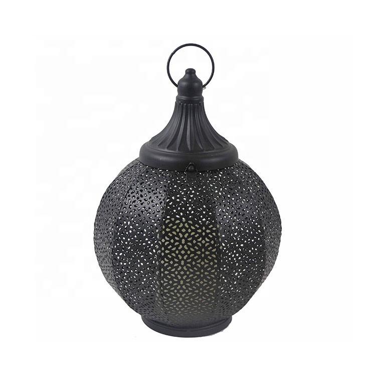 Antique outdoor decorative indian wedding hanging moroccan lantern
