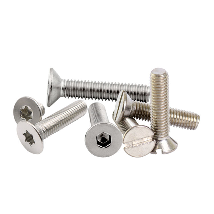 M4 MUSHROOM SCREWS CORRUGATED SQUARE NUTS A2 STAINLESS SLOTTED ROOFING BOLTS