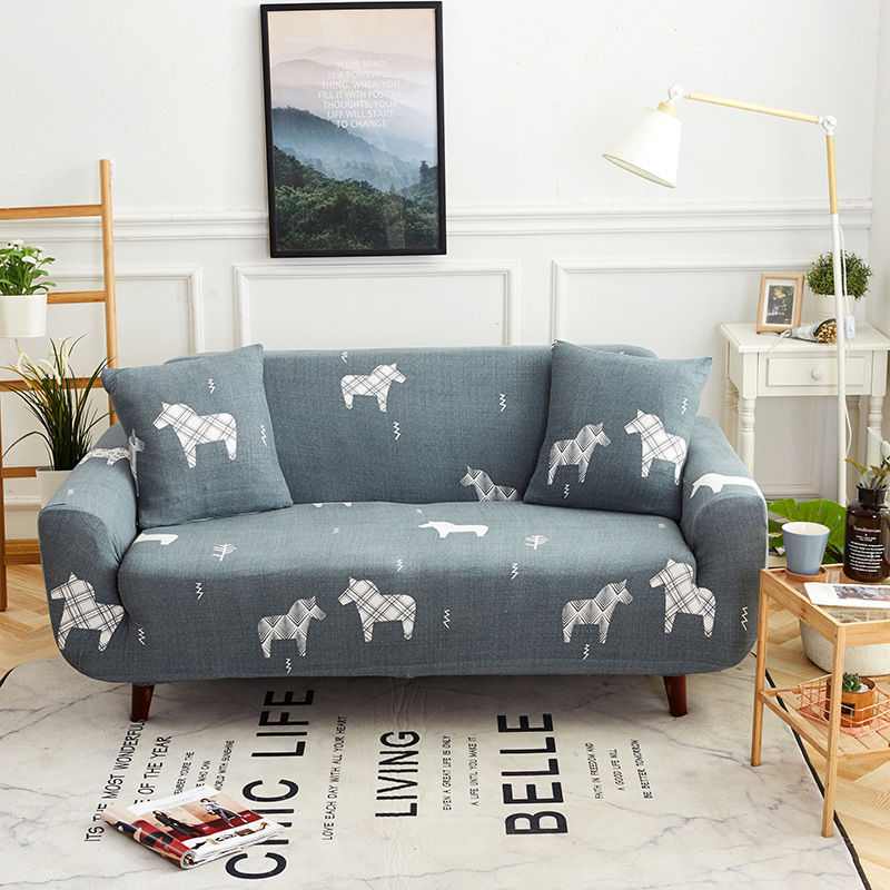 100% polyester double use eco-friendly sofa cover fiber microfiber chair tapestry