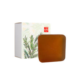 Hot Selling Mild And Effective Oil Anti Acne Whitening Soap Skin Care Tea Tree Essential Oil Soap