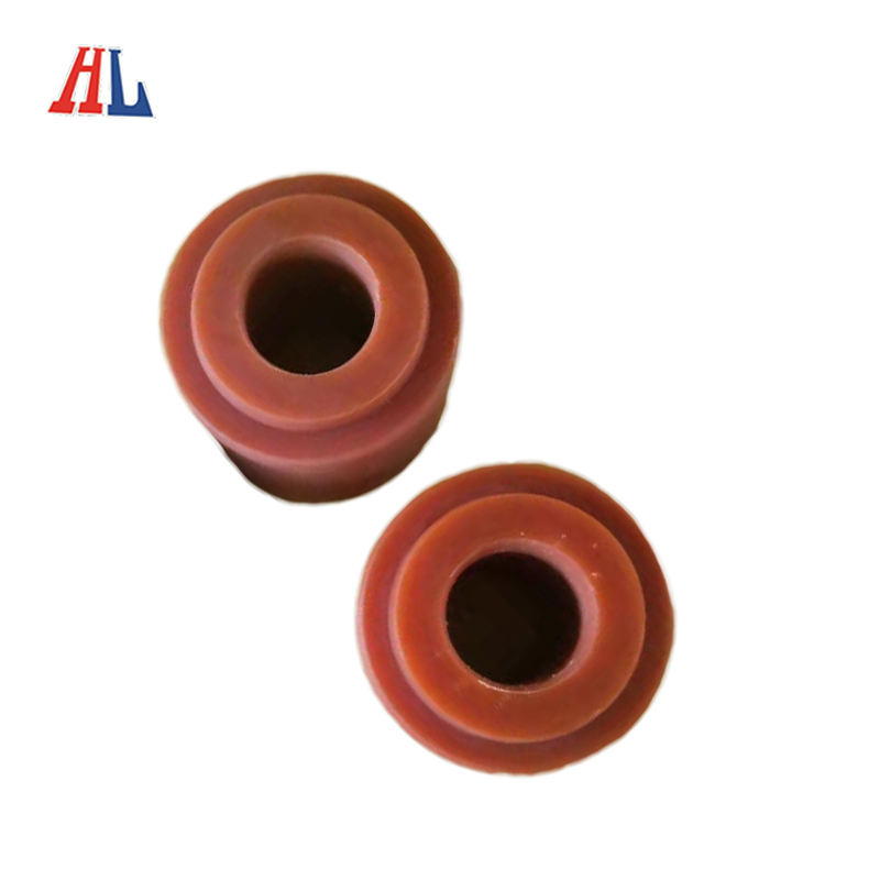 High quality factory mechanical parts chemically cast nylon bushings