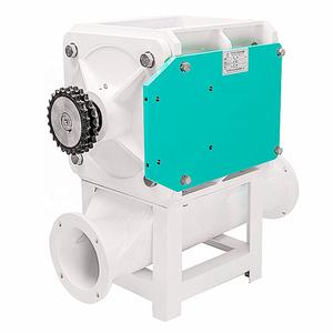 45L Nuovo brevettato alimentatore macchine agricole rotante valvola airlock india
