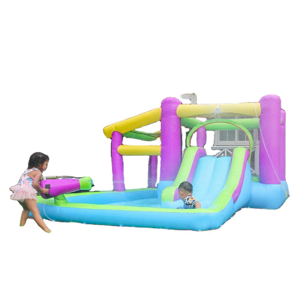 Factory kid home use juegos game toy bouncy jumping house inflatable castle bouncer