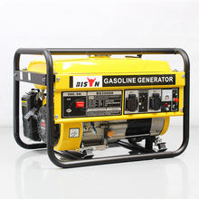 BISON CHINA OHV Gasoline Generator 7HP Home Appliance Electric Portable Generator Portable Power Gasoline Generator