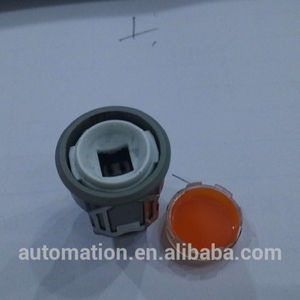 NKK Standard Size Pushbuttons Series LB15CGW01+AT4017