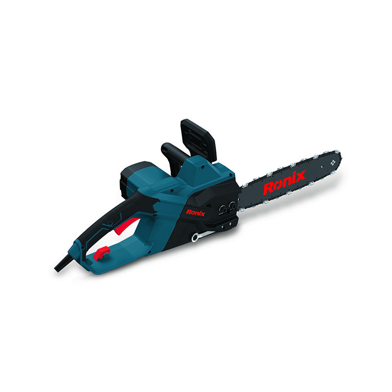 Ronix In Stock Wood Cutting Electric Chain Saw Machine 2400w Model 4741 Power Chainsaw