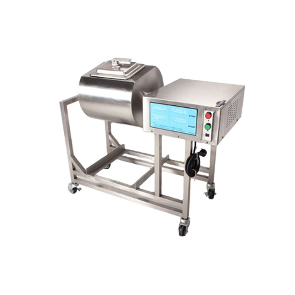 Commercial kitchen equipment chicken marinator optimal speed Power saving efficient vacuum tumbler marinator with timer
