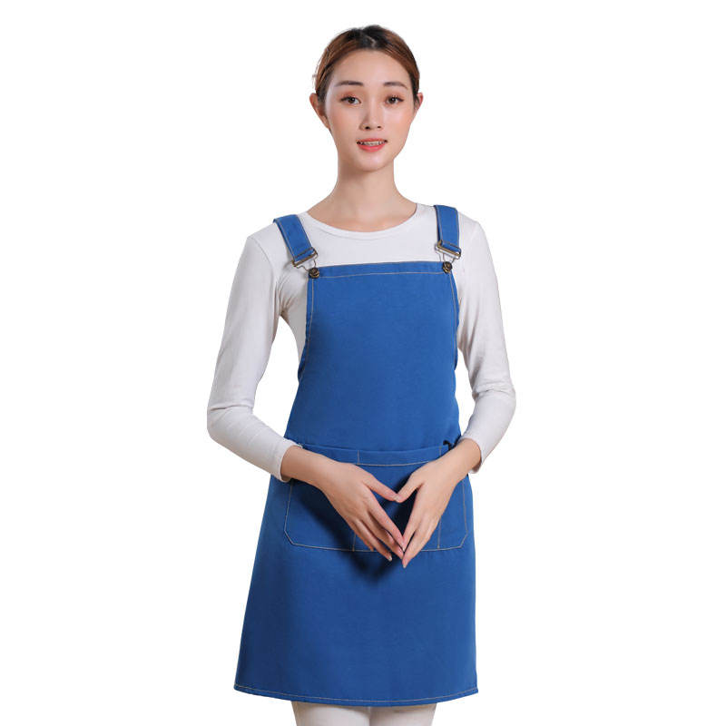 cleaning apron uniform industrial canvas flower shop hairdresser hairstylist apron florist restaurant bar work canvas apron