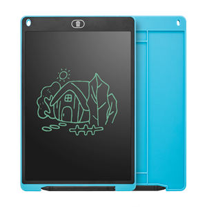 High quality eletronic lcd writing drawing tablet 12inch new shape pad