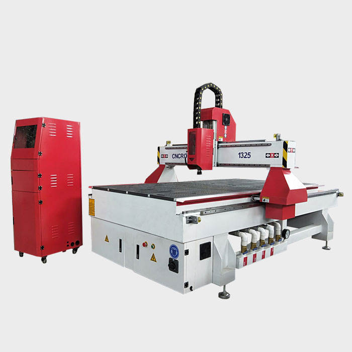Hot sale China Cheap CNC Router Machine 1325 with Nc studio DSP Control System for Wood Acrylic MDF Carving Cutting