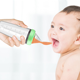 Feeding Bottle Silicone Baby Bottles Amazon Hot Selling Baby Silicone Measuring Milk Feeding Baby Bottle