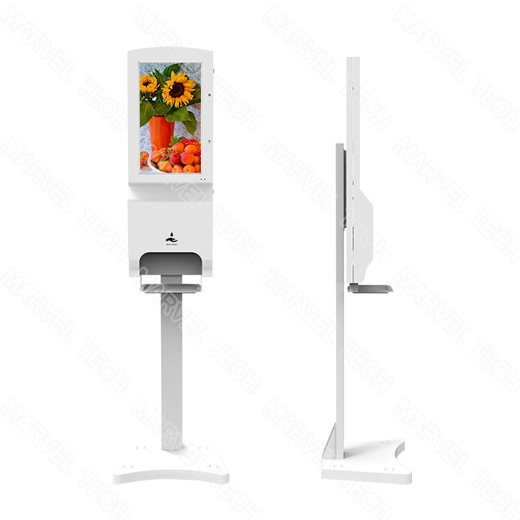 Infrared Hand Manual Portable Personal Sanitizer Dispenser Hand Shenzhen Lcd Digital Signage